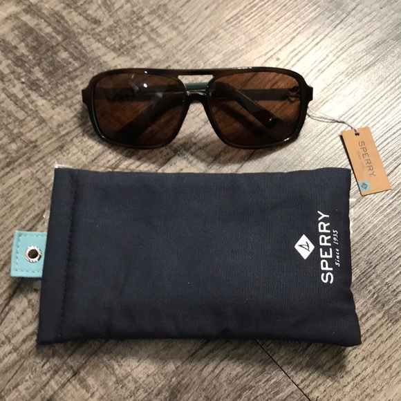 Sperry Other - NWT Sperry Mens Georgetown sunglasses